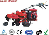 Multi Functional Agricultural  Heavy Duty Rotary Tiller , Belt Connection Front Tine Tiller