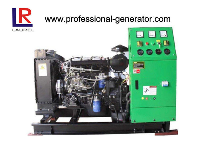 Electric Brushless AVR Diesel Powered Generator Stamford 15kw Dealer