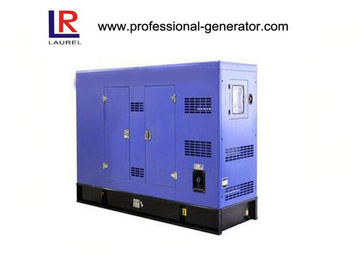 400kva Dustproof Super Silent Diesel Generator High Performance
