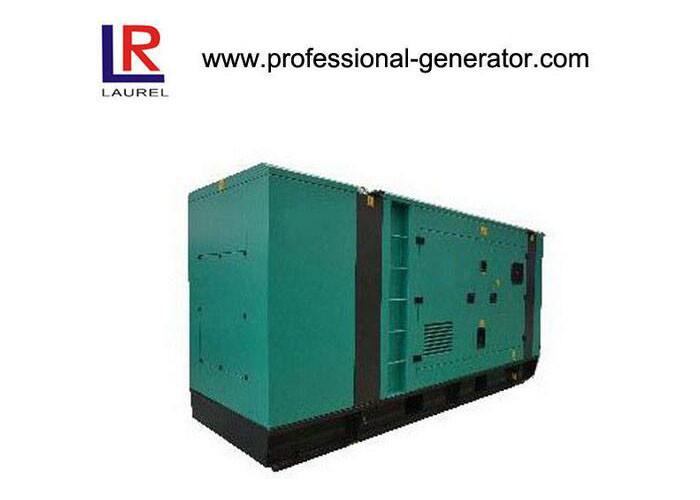 300kw Googol Engine Silent Diesel Generator Set 60hz 480v Genset 1 Year Warranty