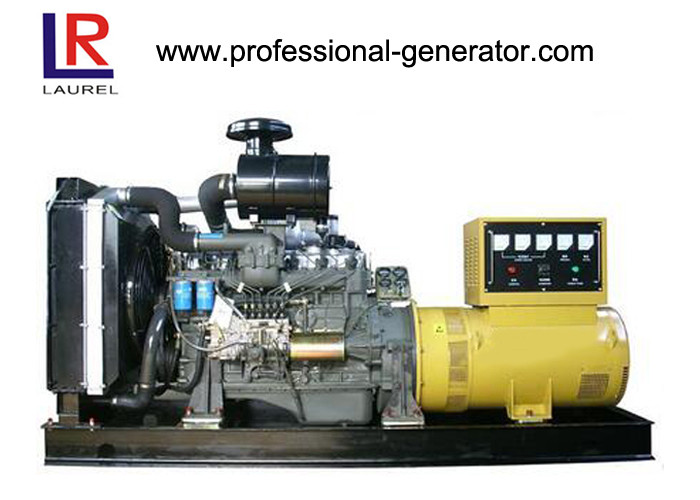 150kw Diesel Powered Generator Set  Water Cooled Brushless 400/230V