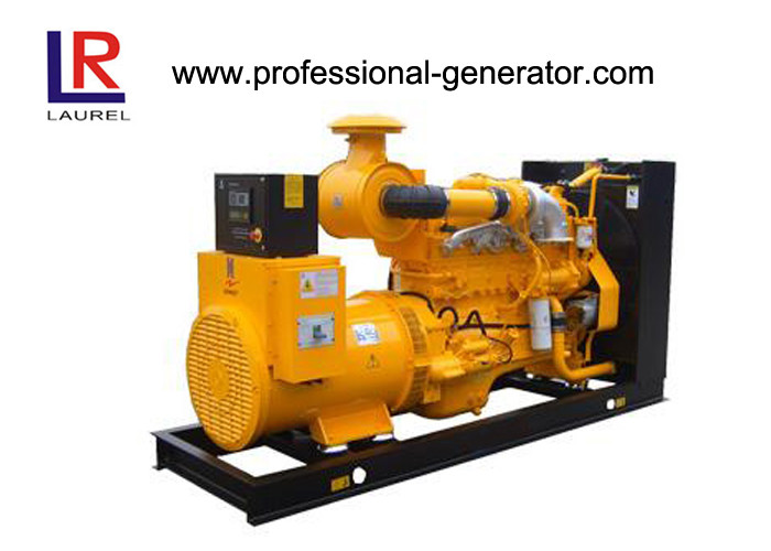 6 Cylinder Cummins Diesel Generator Set with Self Starting Diesel Power , Soundproof 125kVA