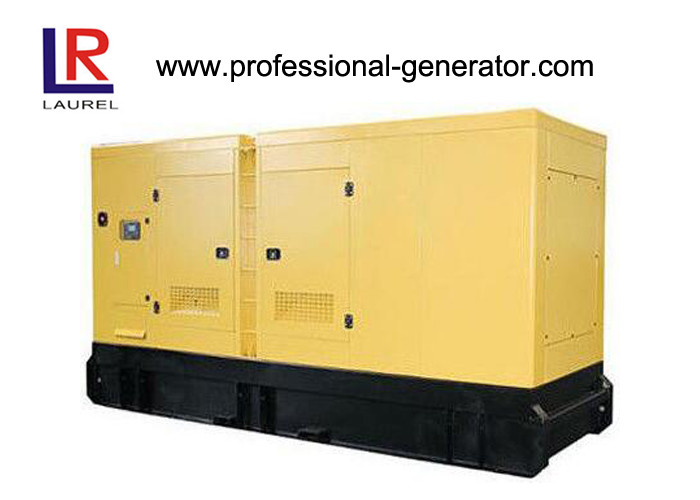 50 Hz / 60 Hz Quiet Type Gensets Perkins Engine Power with Silent Canopy