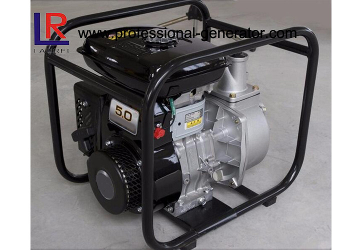 Manual Start Self - Priming Agricultural Water Pump 2 Inch Centrifugal Clear For Agricultural Irrigation