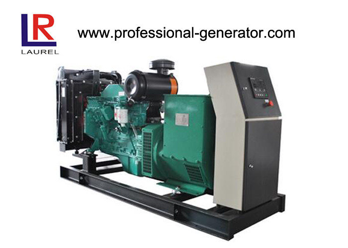 Four Stroke Mechanical 80kw Open Diesel Generator with 100% Copper Winding Wire
