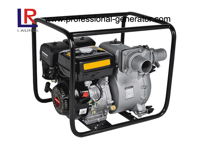 Small Portable Agricultural Water Pump 3 Inch Slurry Pump with 9 HP Gasoline Engine