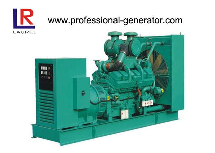 1500 / 1800RPM Open Type Diesel Electric Generators With KTA50 - GS8 Cummins Engine