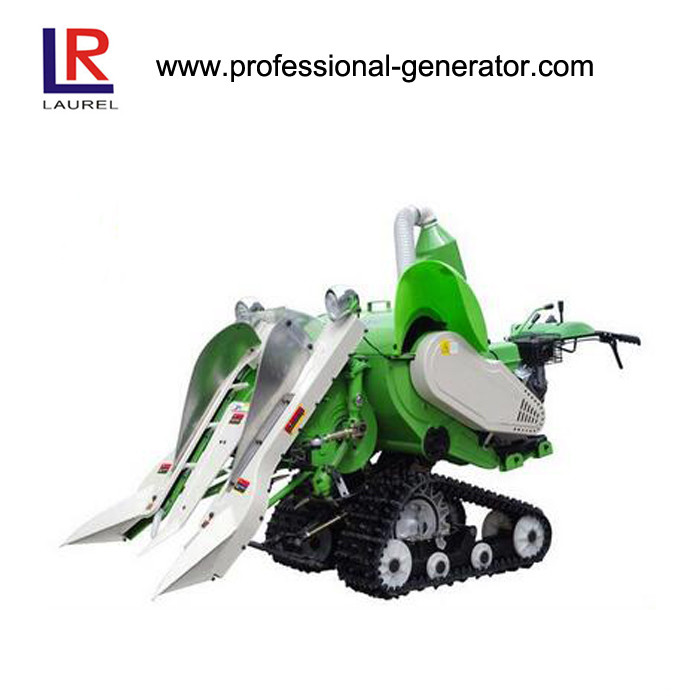 Mini Rice/Wheat Combine Harvesting Machine, Harvester